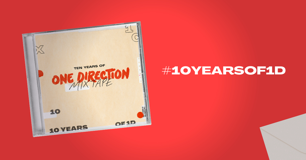 10 YEARS OF 1D